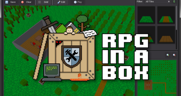 RPG in a BOX