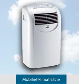 Mobilná klimatizácia REMKO